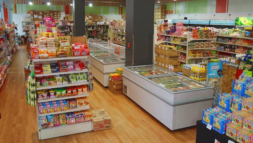 Japan Mart Shop Inside Image